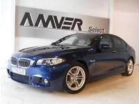 2016 16 BMW 5 SERIES 2.0 520D M SPORT 4D AUTO 188 BHP DIESEL