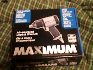 New in box air Impact wrench