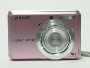Sony Cybershot DSC-S930 10.1MP Digital Camera 3x Zoom - MS Duo
