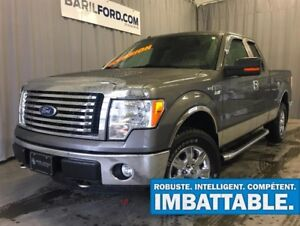 """Ford F-150 4WD SuperCab 145"""" 2011"""