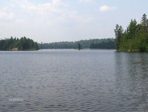 4.3 Acre on Secluded Lake, Main Cottage + 3 Cabins, Tonomo Lake