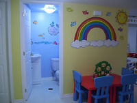 Licensed Day Care spots available