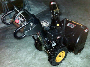 "10.5 HP, 27"" 2 Stage Snow Blower"
