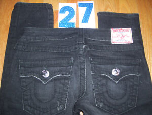 Huge Lot of Womens True Religion Jeans 10 Total Sizes 26 + 27 Cambridge Kitchener Area image 7