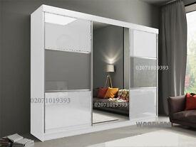 Romba 3 Door Wardrobe--Amazing Offer