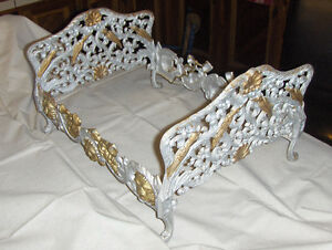 Extremely Rare VICTORIAN Cast Iron DOLLS BED Gatineau Ottawa / Gatineau Area image 4