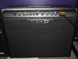 Line 6 Spider III with Footswitch FBV Express MKII