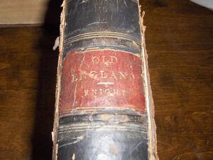 Book: Old England   Circa: 1860    Volume 1 [ of 2 ] Gatineau Ottawa / Gatineau Area image 2