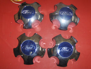 FORD HUBCAPS WHEEL CENTRES ROUSH HARLEY SVT LIGHTNING