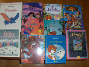 "Livres ""Disney"" (grand format)"