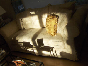 SOFA –BED- Roll Arm UPHOLSTERED FRENCH COLLECTION