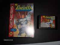 Punisher Sega Genesis