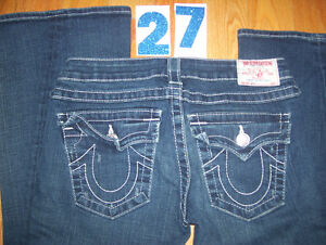 Huge Lot of Womens True Religion Jeans 10 Total Sizes 26 + 27 Cambridge Kitchener Area image 9