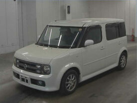 2006 (06) NISSAN CUBE CUBIC 1.5 RS FOUR 4WD 4x4 Automatic 7 Seater MPV