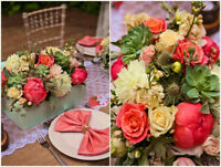 FLOWERS+DECORS for Your Magical EVENTS+WEDDING  CALL 613 7291583