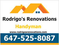 Home Renovations - Handyman