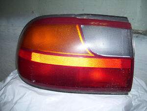 lumiere arriere tail light  malibu