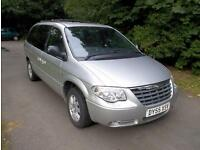 CHRYSLER GRAND VOYAGER 2.8 CRD AUTO LIMITED XS *DIESEL * 7 SEATER*