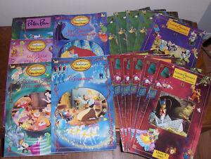 Livres de contes pour enfants (grand format)
