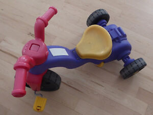 Fisher Price tricycle, good used condition