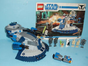 LEGO STAR WARS no 8018,  le AAT