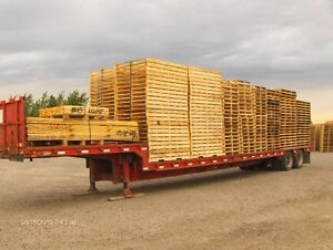 WOOD PALLETS NEW RECYCLED CUSTOM WOOD CRATING SERVICES ISPM15 HT