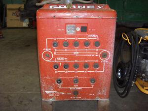 Forney stick welder