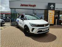 2021 Vauxhall CROSSLAND SRI NAV Hatchback Petrol Manual