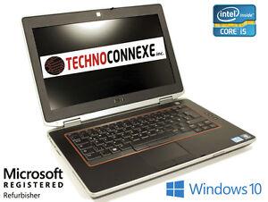 Dell Latitude E6420 – i5 2.5Ghz – Windows 7 ou 10