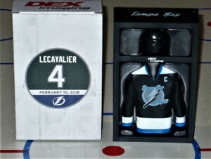 Lecavalier Lightning Jersey Retirement Collectible Mini Locker