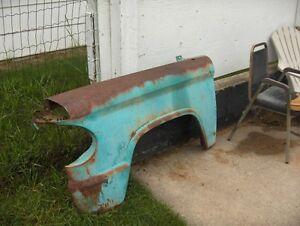 1959-60 Front fenders dodge-fargo truck