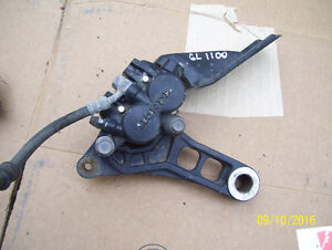 Honda Goldwing 1100 GL1100 rear calipre brake calipre mount brac