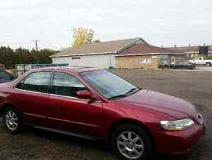 2002 Honda Accord Other