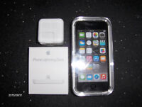 Ipod Touch, plus extras