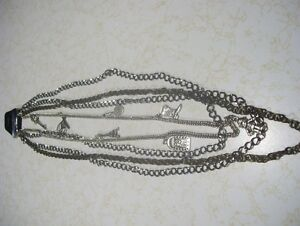 COLLIER B&B COUTURE NECKLACE