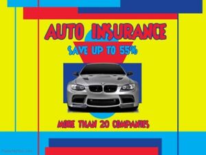 SAVE UP TO 55% ON YOUR AUTO INSURANCE!