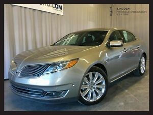 Lincoln MKS Ecoboost 2016