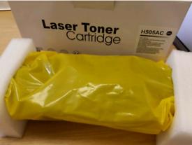 Laser Toner Cartridge H505AC Black to suit HP, Canon printers