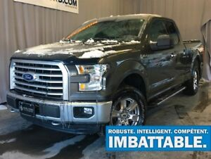 """Ford F-150 4WD SuperCab 145"""" 2016"""