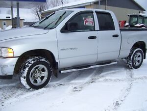2005 Dodge Power Ram 1500 4x4 Camionnette