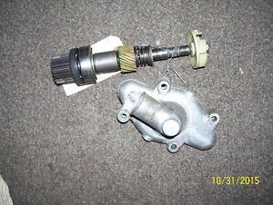 Skidoo MXZ  Formula Z STX Summit rotary valve shaft  water pump