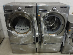 APARTMENT SIZE WASHER & DRYER STACKABLE 24'' & 27'' FREE DELIVER