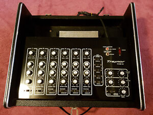 Traynor 6 Channel PA Head