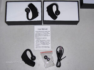 V9 Bluetooth Headset with Voice Control