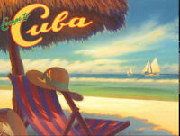 LET'S GO ON A VACATION TO SUNNY WARM CUBA!