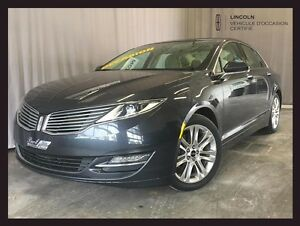 Lincoln MKZ 4dr Sdn I4 EcoBoost FWD 2013