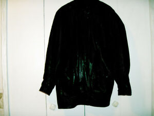LEATHER JACKET- Ladies