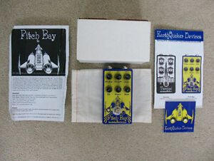 Earthquaker Devices Pitch Bay Polyphonic Harmonizer Pedal