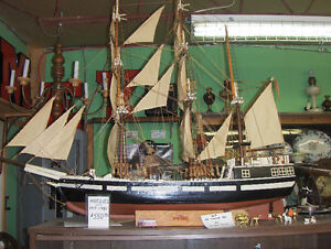 Hand Built MODEL SHIP Gatineau Ottawa / Gatineau Area image 1
