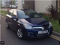 AUXHALL ASTRA 1.8 AUTOMATIC CAR 5 DOOR